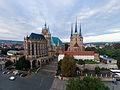 Erfurter Dom von Oben 02.jpg