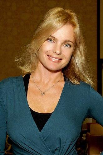 Erika Eleniak - Eleniak in Los Angeles, California on October 1, 2011.
