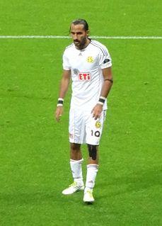Erkan Zengin Swedish footballer