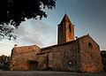 Ermita Sant Mateu de Montnegre (Les Gavarres) Vista façana principal.jpg