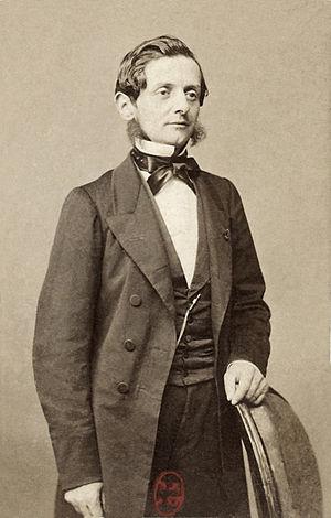 Ernest Pinard - Ernest Pinard by Bayard and Bertall