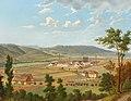 Ernst Gustav Doerell - View of a Factory in Ústí nad Labem.jpg