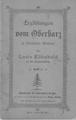 Erzählungen vom Oberharz in Oberharzer Mundart von Louis Kühnhold – Heft 1.pdf