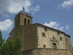 La Iglesia de Sant Esteve