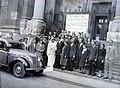Esküvői fotó, 1948 Budapest. Fortepan 104906.jpg