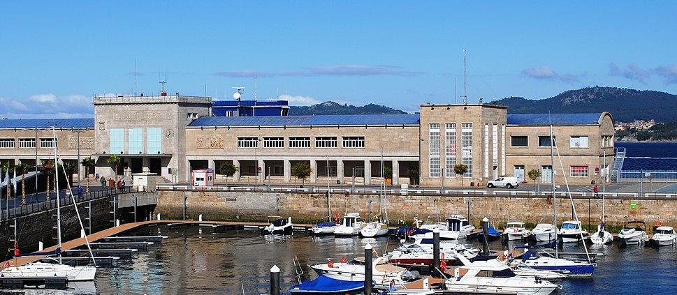 Estación Marítima, Vigo
