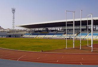 2004 Ibero-American Championships in Athletics - The host stadium in Huelva