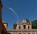 Estanque Mercurio detail alcazar Seville Andalusia Spain.jpg