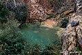 Estoy deseando bañarme este verano en esas aguas, relajado, con el gorgoteo de una caída libre del fluido natural - panoramio.jpg