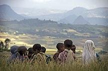 Etiopia-Väestö-Ethiopian Class