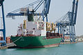 Ethiopian cargo ship at Port of Djibouti.jpg