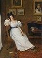Eugène Delacroix (1798-1863) (attributed to) - Madame Simon - 1963P32 - Birmingham Museums Trust.jpg
