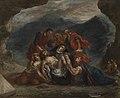 Eugène Delacroix - Beweinung Christi - 2661 - Staatliche Kunsthalle Karlsruhe.jpg