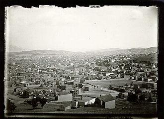 Eureka Valley, San Francisco - Eureka Valley 1890