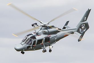 Lithuanian Air Force - Lithuanian Air Force AS365 Dauphin