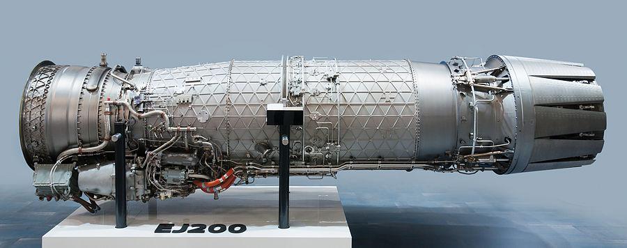 ユーロジェット EJ200 - Wikiwan...