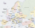Europe countries map mk.PNG