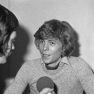 Jürgen Marcus German singer