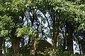 Evangelical-Augsburg (Lutheran) Cemetery,mound and monument ,Luczanowice,Nowa Huta,Krakow,Poland.JPG