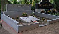 Evangelischer Friedhof Berlin-Wilhelmshagen - Grab Gramattè 10.JPG