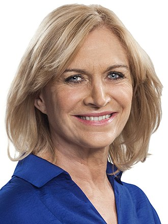 2013 Chilean general election - Image: Evelyn Matthei (2013) 4x 3 cropped