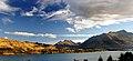 Evening. Frankton Arm Queenstown.NZ (12709425554).jpg