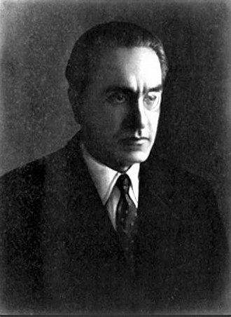 Julius Evola - Baron Julius Evola, early 1940s