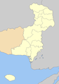Evros municipalities.png