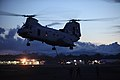 Exercise Balikatan 2012 - Marine Medium Helicopter Squadron 262 conduct fast rope training.jpg