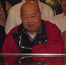 alt=Description de l'image F. Sionil Jose.jpg.
