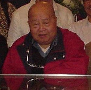 F. Sionil José - Francisco Sionil José in 2005.