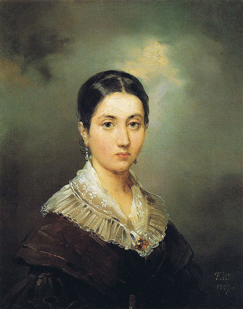 F. de Madrazo - 1837, Luisa Garreta y Huertas (Colección particular, 28 x 23 cm).jpg