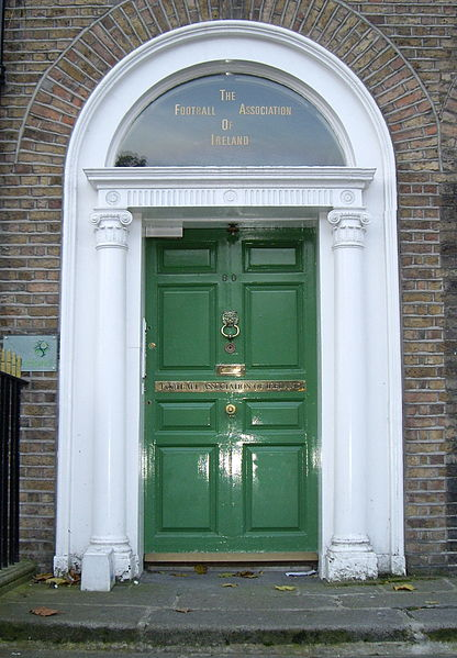 File:FAI green door.jpg