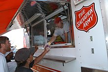 Salvation Army Henderson Food Bank