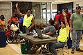 FEMA - 37731 - Volunteers help residents evacuate Louisiana by train and bus.jpg