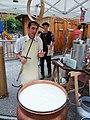 Fabrication fromage chevre par Monsieur Sylvain (6).jpg