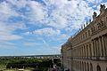 Fachada al jardín, palacio de Versalles. 01.JPG