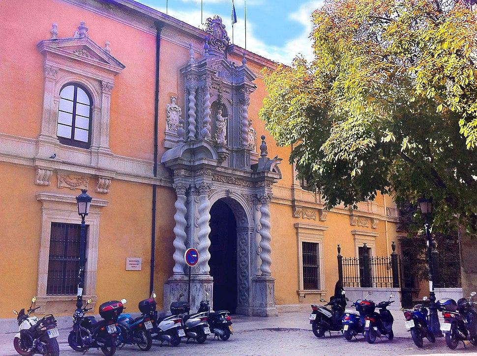 Facultad de Derecho de Granada
