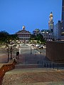 Faneuil Hall from Boston City Hall.jpg