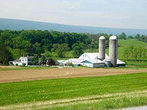 Franklin Township, Snyder County, Pennsylvania - Farm on Farmhaus Lane