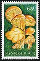 Faroe stamp 304 hygrocybe chlorophana.jpg