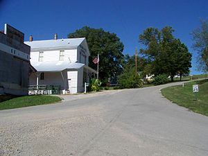 National Register of Historic Places listings in Perry County, Missouri - Image: Farrar, Missouri 1