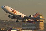 Federal Express (FedEx), McDonnell Douglas MD-10, N554FE (16884485281).jpg