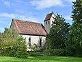 Feldkirch Alte PK Hll. Kornelius und Cyprian und Friedhof 6.JPG