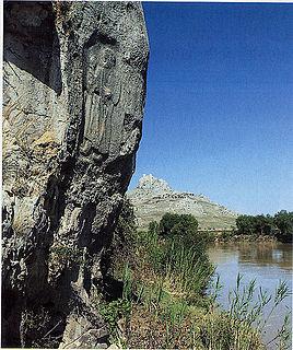 Hittite king