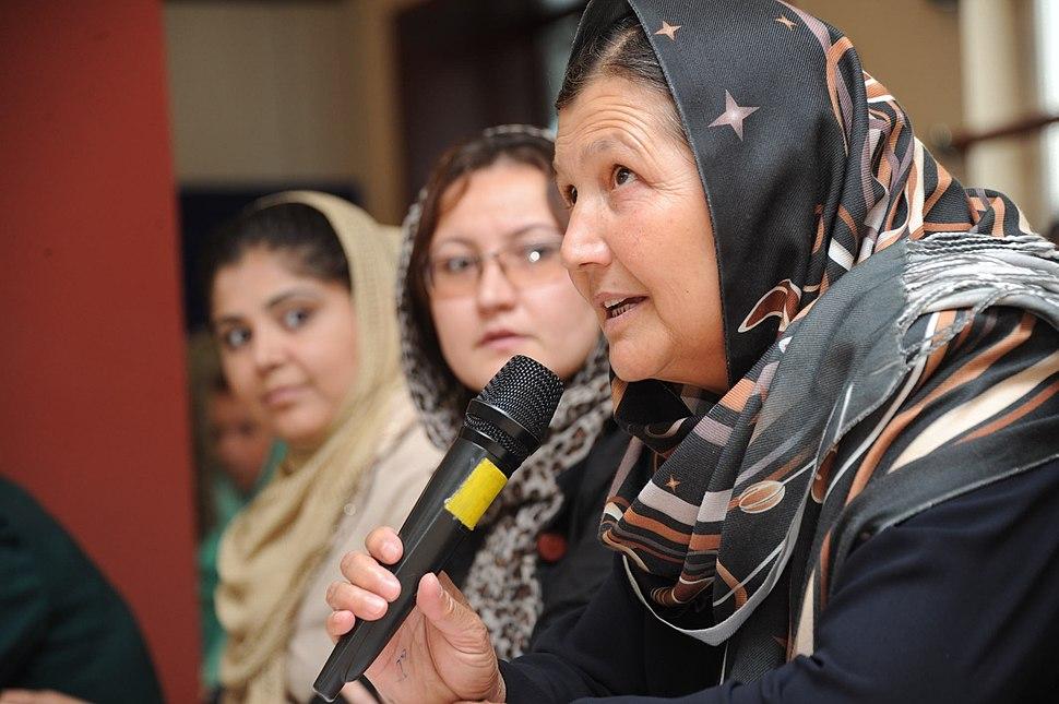 Females of northern Afghanistan