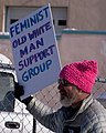 Feminist Old White Man Support Group -WomensMarch -WomensMarch2018 -SenecaFalls -NY -Ally (39097883744).jpg