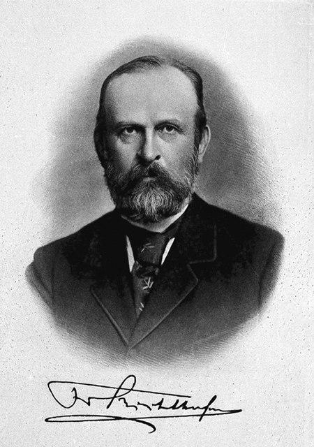 Ferdinand von Richthofen