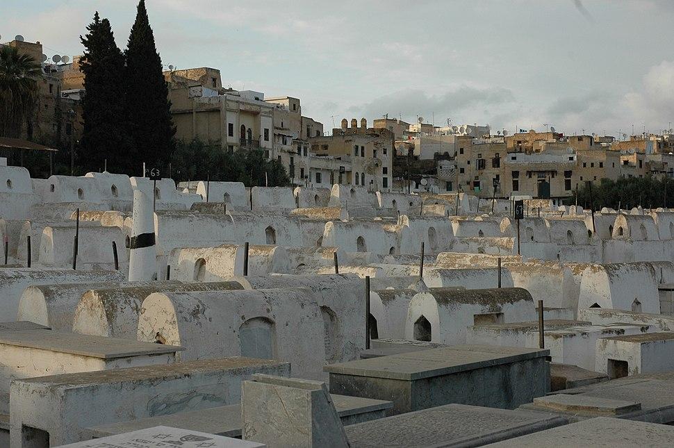 Fes - Mellah - Cementiri