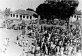 Festa de Nossa Senhora da Saúde em Lagoa Santa-MG - 1930 (Fonte- Acervo Prefeitura Municipal de Lagoa Santa).jpg